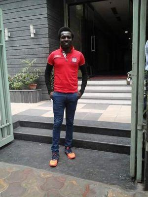 Daniel babatunde's photo